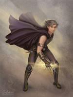 Lightning Assassin by CarrieBest