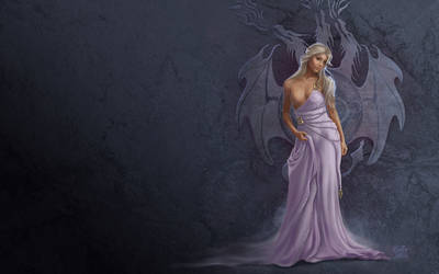 Daenerys wallpaper by CarrieBest