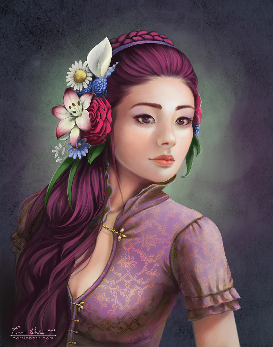 Violet by CarrieBest