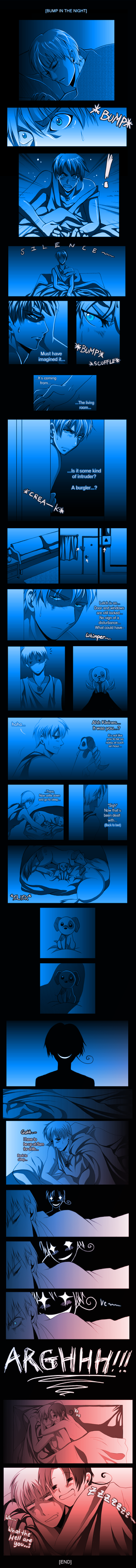 APH - Bump in the Night by R-ninja