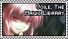 Voile, the Magic Library by Youkai-Minori