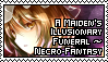A Maiden's Illusionary Funeral ~ Necro-Fantasy by Youkai-Minori