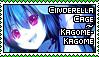 Cinderella Cage ~ Kagome-Kagome by Youkai-Minori