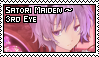 Satori Maiden ~ 3rd Eye by Youkai-Minori