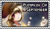 Pumpkin of September by Youkai-Minori