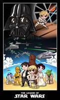Star Wars: The Wind Waker by MrStaypuft