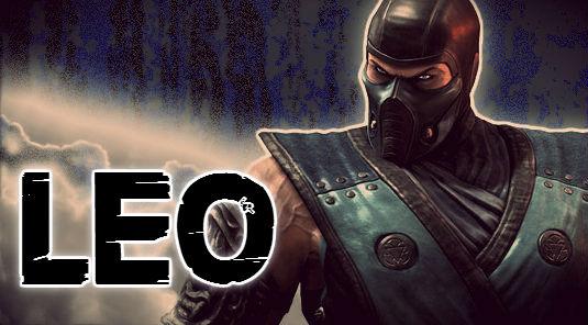 Leo (Sub Zero Mortal Kombat) by ExhoLOL