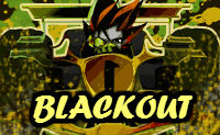 BlackOut - Eyrton (Urban Rivals/ All Stars) by ExhoLOL