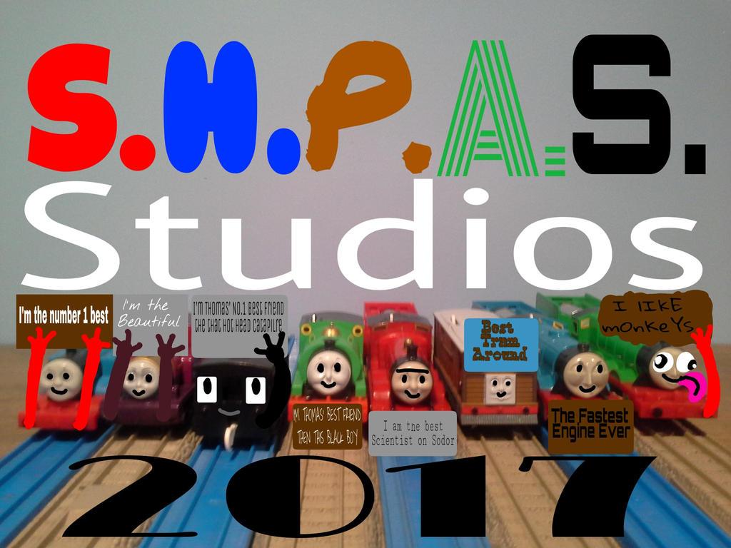 S.H.P.A.S. Studios 2017 Logo by TrainboysArtwork