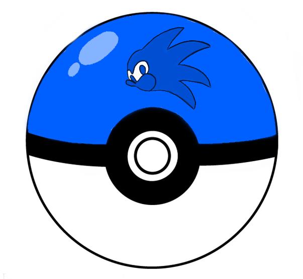 Sonic Ball by TrainboysArtwork