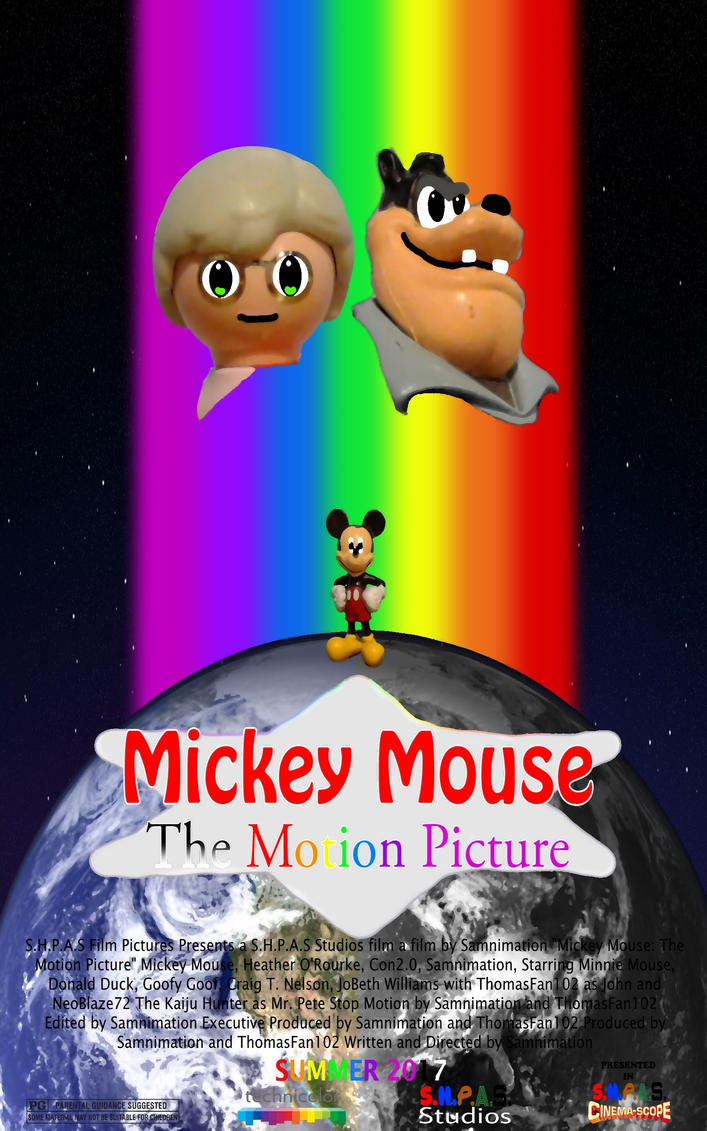 MM: TMP Official Poster 1 (ORIGINAL) by TrainboysArtwork