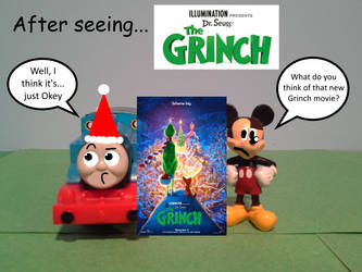 After seeing... The Grinch by TrainboysArtwork