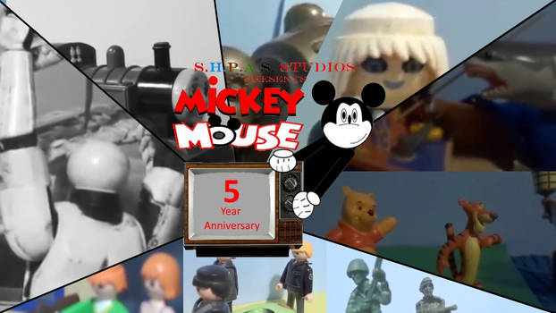 MMS's 5th Year Anniversary by TrainboysArtwork