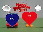 *POST* Happy Valentine's Day 2019 by TrainboysArtwork
