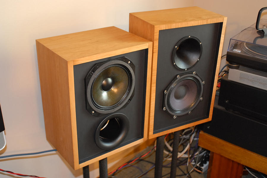 Speakers final by Athos56