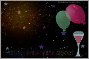 Happy New Year xD by katka28