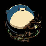 A Rolling Snorlax