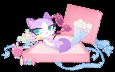 Felina Meow Gift Box by DumbMoreDumb