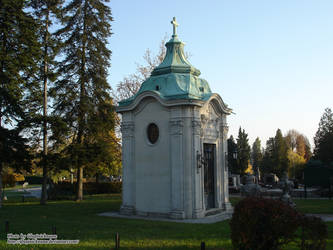 Mausoleum by Glupinickname