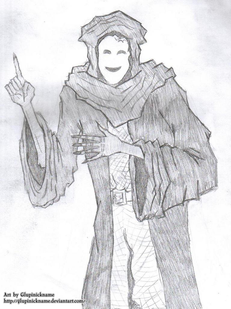 Servant of the Charnel God