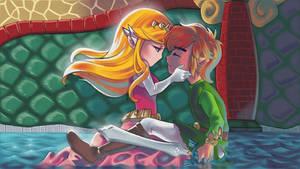 Princess and her hero