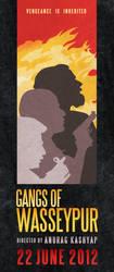 Gangs of Wasseypur fan poster by ShitB
