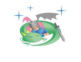Baby Knight by tlsivart