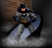 Batman Sketch by tlsivart