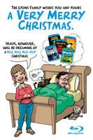 Christmas Card 2008 by tlsivart
