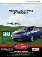 Toyota of Lewisville Golf Ad by tlsivart