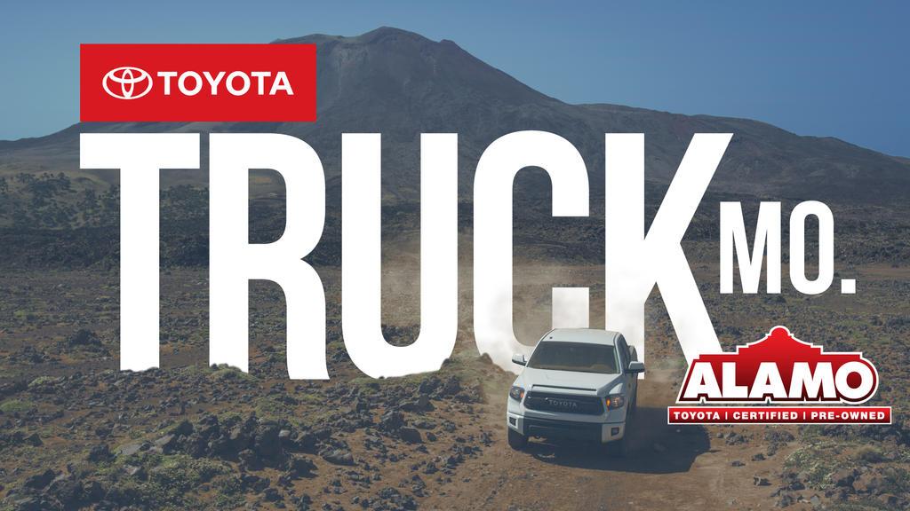 Alamo Toyota Truck Mo. by tlsivart