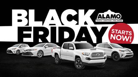 Alamo Toyota Black Friday