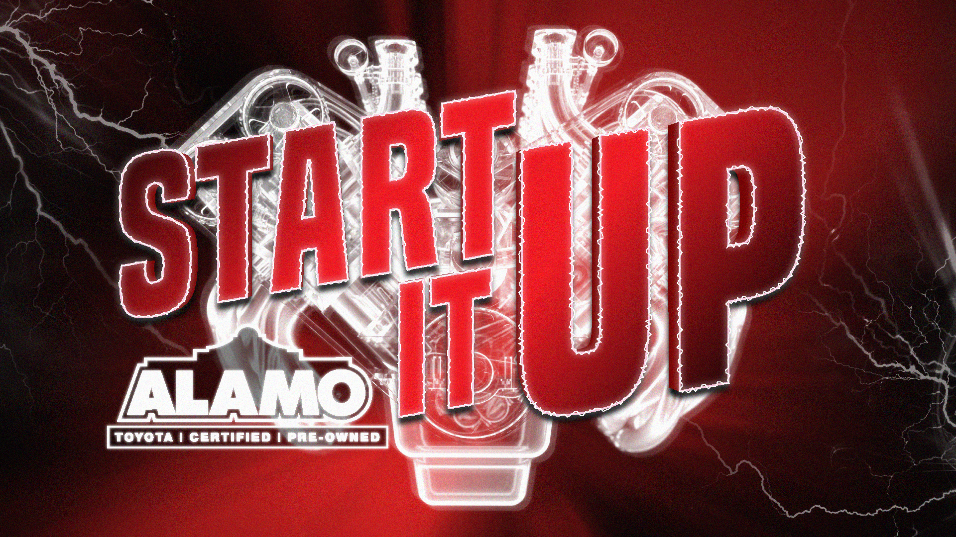 Alamo Toyota Start It Up by tlsivart