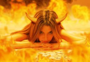 Hell Girl by tlsivart