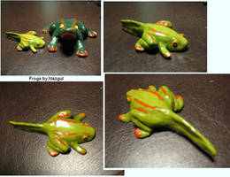 Little Clay Frog
