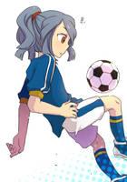 Inazuma11:Kazemaru2 by sagenac