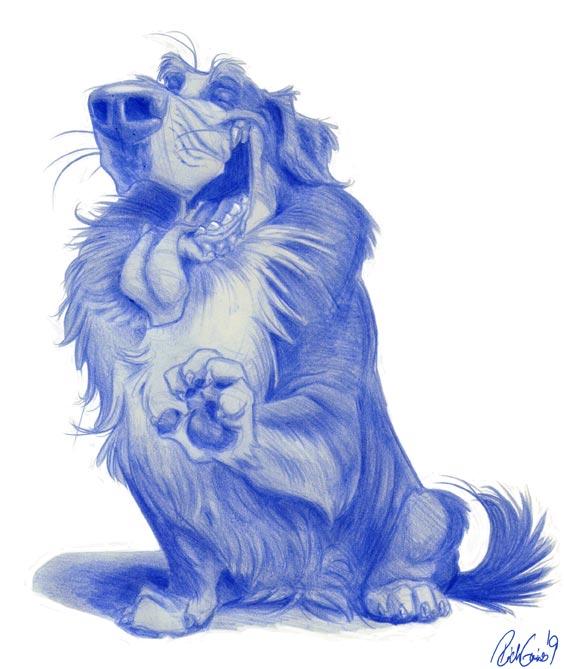 Animal Caricatures No. 35 by SuperStinkWarrior