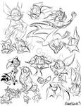 Belfry Boys Sketches