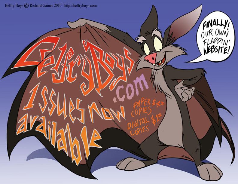 Belfry Boys Webite Promo by SuperStinkWarrior