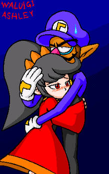 waluigi and ashley