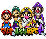 Mario,Luigi,Wario and Waluigi RPG 4ww