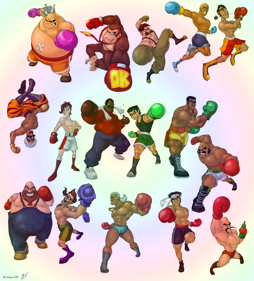 Punch Out Wii Soda Popinski : Punch out by doctorwalui on deviantart