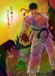 Ryu VS Little mac