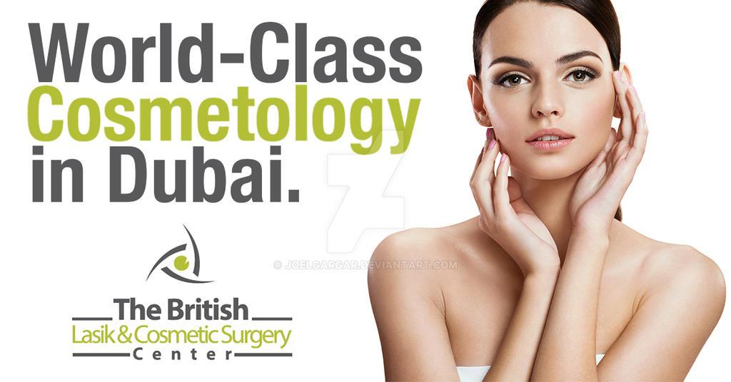 Cosmetology (beauty) ad2 by joelgargar
