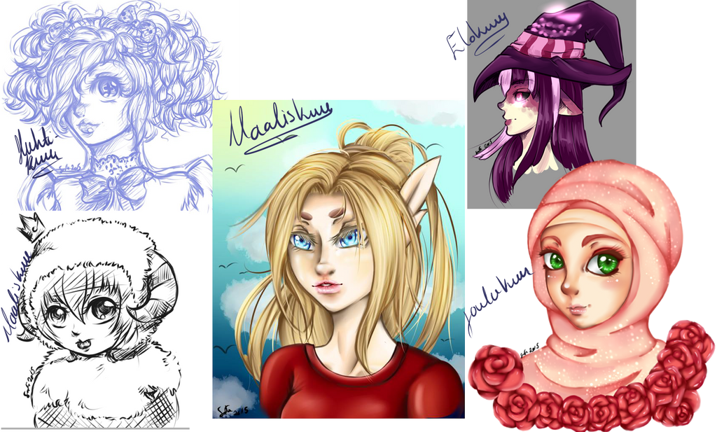 2015 art review by S4r17