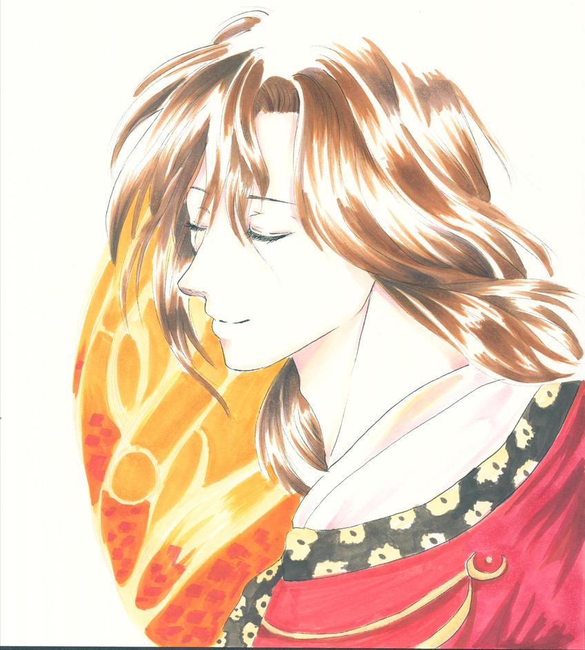 Hotohori's Wish by vampiresongka