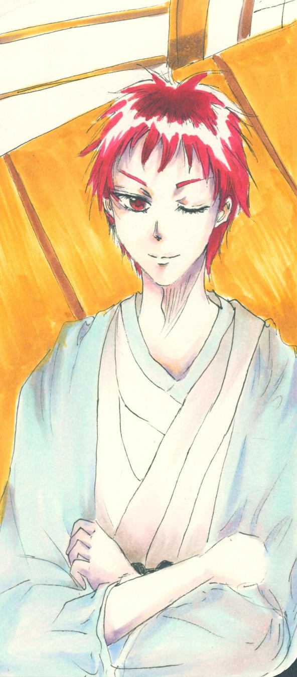 Formal Akashi by vampiresongka