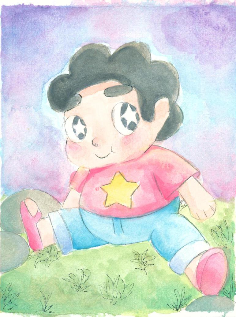 Steven Universe by vampiresongka