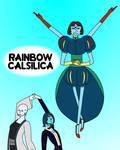 Rainbow Calsilica: The Fusion
