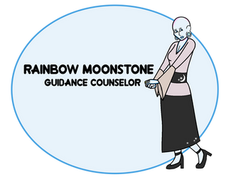 Guidance Counselor: Rainbow Moonstone
